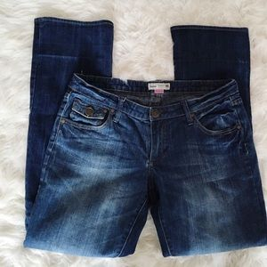 Route 66 Boot Cut Curvy Fit Jeans